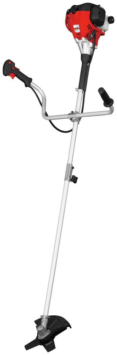 Image of Grizzly Tools 23cm Petrol Brush Cutter - 30cc