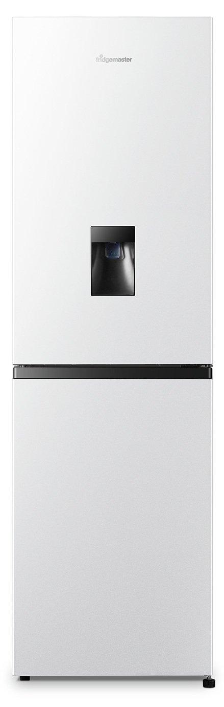 Fridgemaster MC55240MDF Fridge Freezer - White