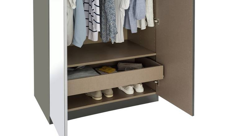 Habitat Munich Double Internal Drawer