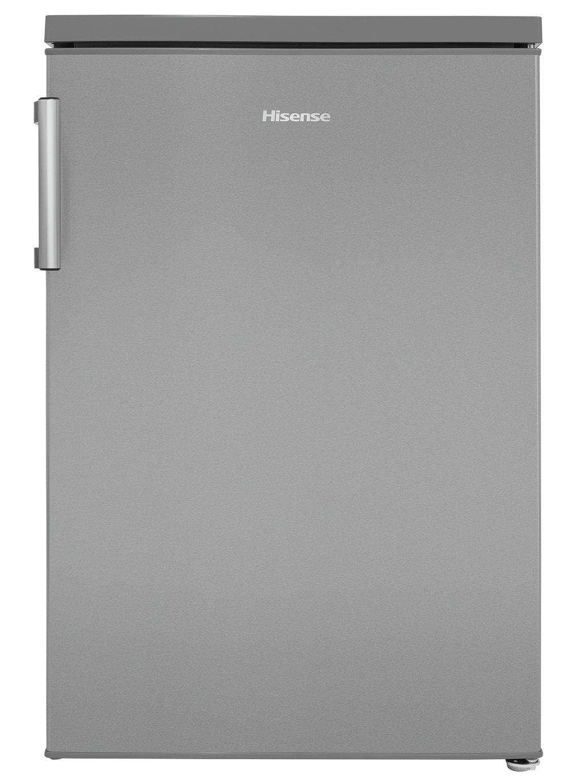 Hisense RL170D4BCE Under Counter Fridge - Stainless Steel