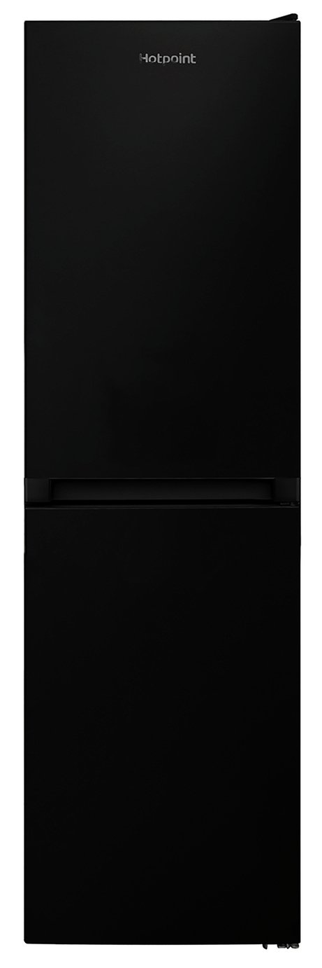 Hotpoint HBNF55181BUK 50/50 Frost Free Fridge Freezer - Black - A+ Rated