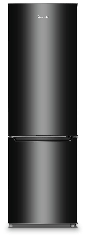Fridgemaster MC55264AFB Fridge Freezer - Black