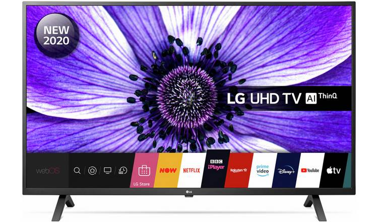 LG 65 Inch 65UN7000 Smart 4K UHD HDR LED Freeview TV