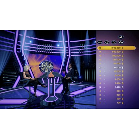 Who Wants To Be A Millionaire PS4 Game
