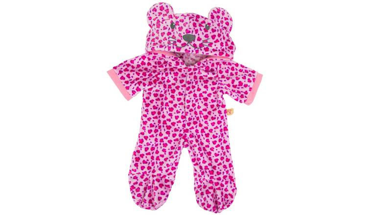 Designabear Leopard All-in-One Outfit