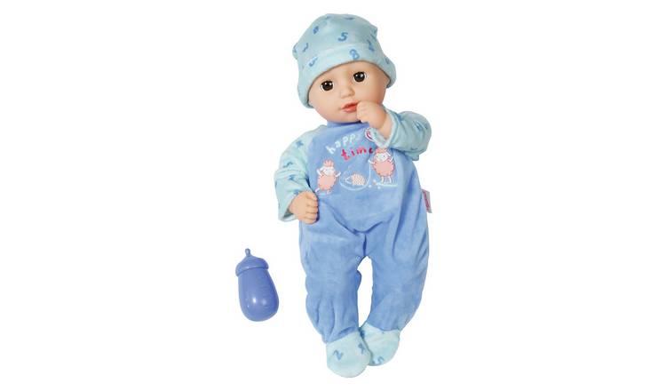 Buy Baby Annabell Little Alexander 36cm Doll   Dolls   Argos