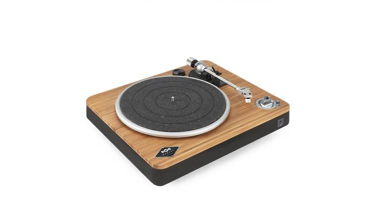 House of Marley Stir It Up Wireless Turntable - Wood