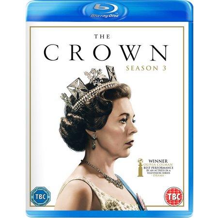 The Crown: Season 3 Blu-Ray