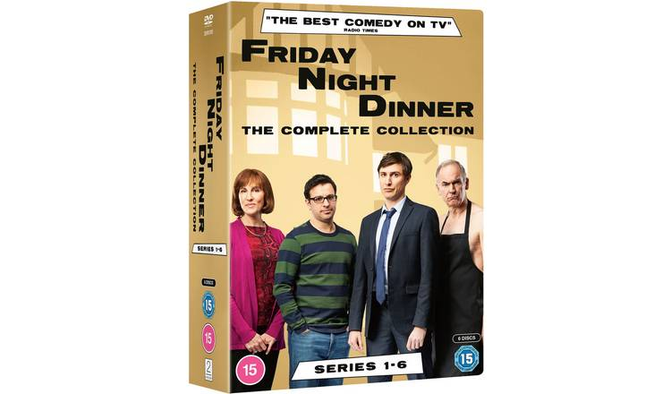 Friday Night Dinner: The Complete Collection DVD Boxset