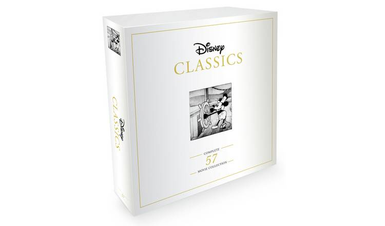 Disney: Classic Complete Collection 57 DVD Box Set