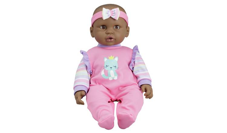 Chad Valley Babies to Love Cuddly Mia Doll