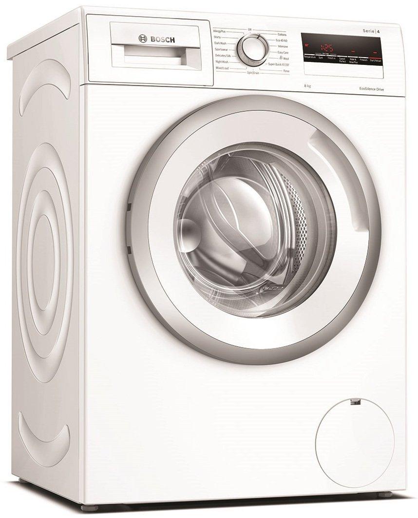 Bosch WAN24109GB 8KG 1200 Spin Washing Machine - White