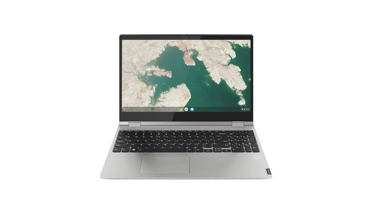 Lenovo C340 15.6in Pentium 4GB 32GB Chromebook - Grey