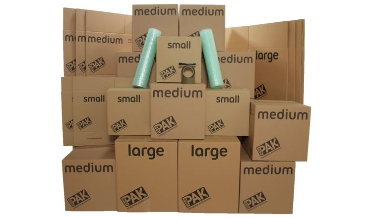 StorePAK Large Moving House Pack - Set of 33