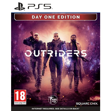 Outriders PS5 Game Pre-Order