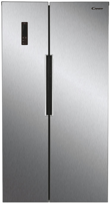 Candy CHSBSV5172XK American Fridge Freezer - Silver
