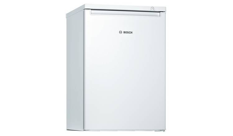 Bosch GTV15NWEAG Under Counter Freezer - White
