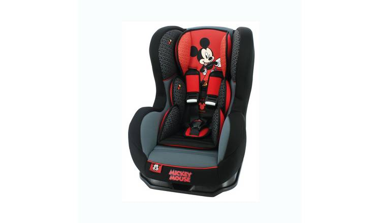 Disney Mickey Mouse Cosmo SP Luxe Group 0/1 Car Seat - Red