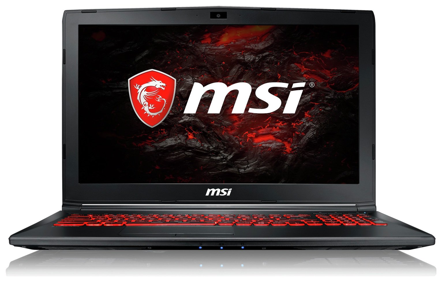 Image of MSI GL62M 15.6 Inch i7 16GB 1TB Gaming Notebook