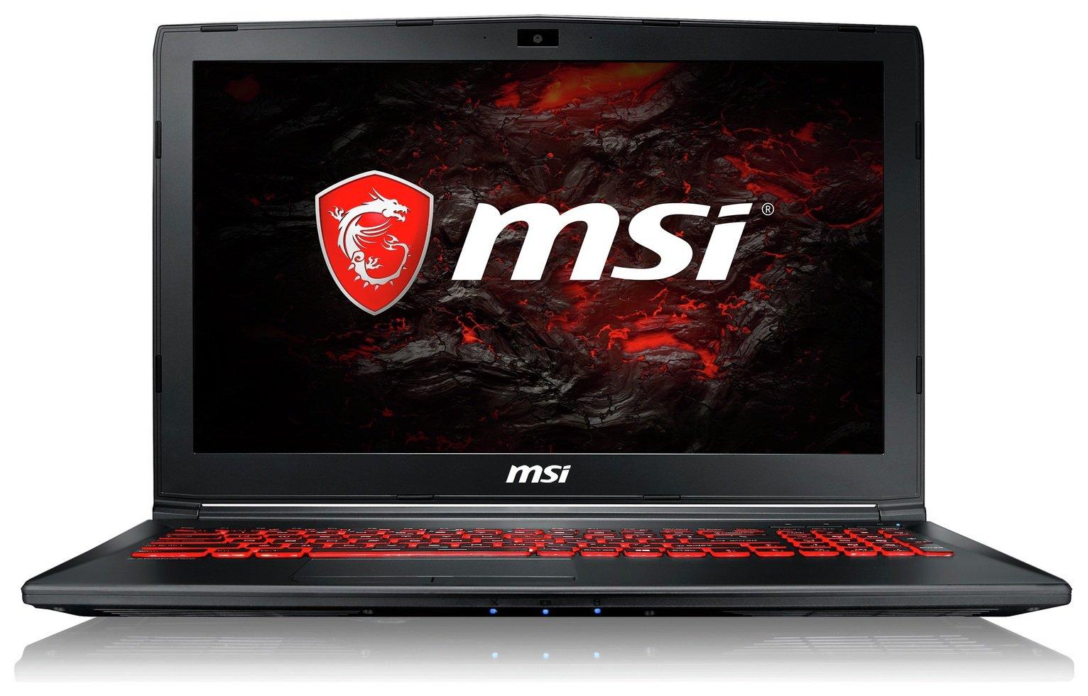 MSI MSI GL62M 15.6 Inch i7 16GB 1TB Gaming Notebook