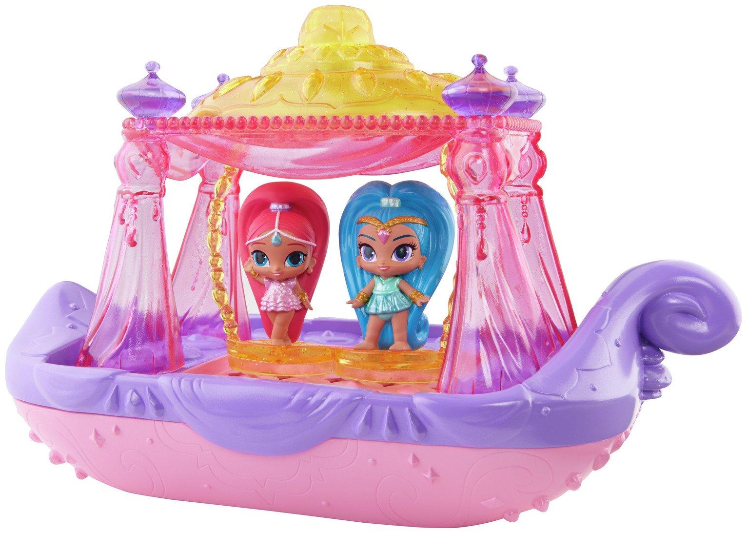 Image of Shimmer and Shine Swing & Splash Genie Boat