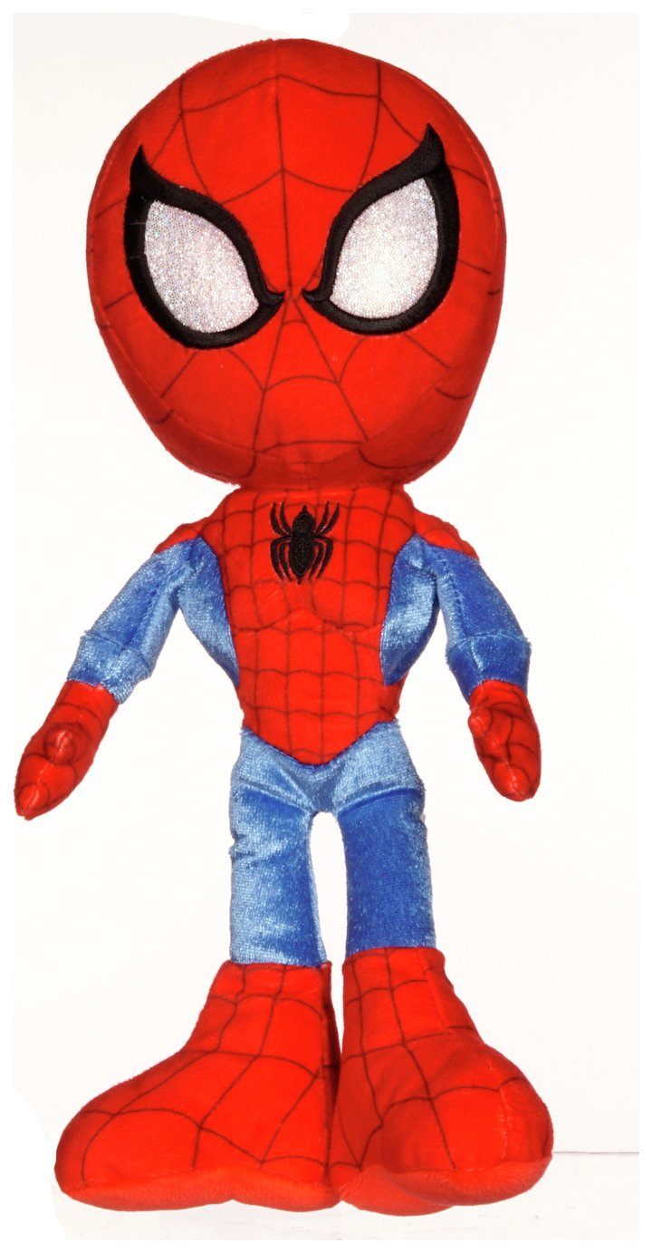 Marvel Action Figure Spider-Man Soft Toy - 22 Inch