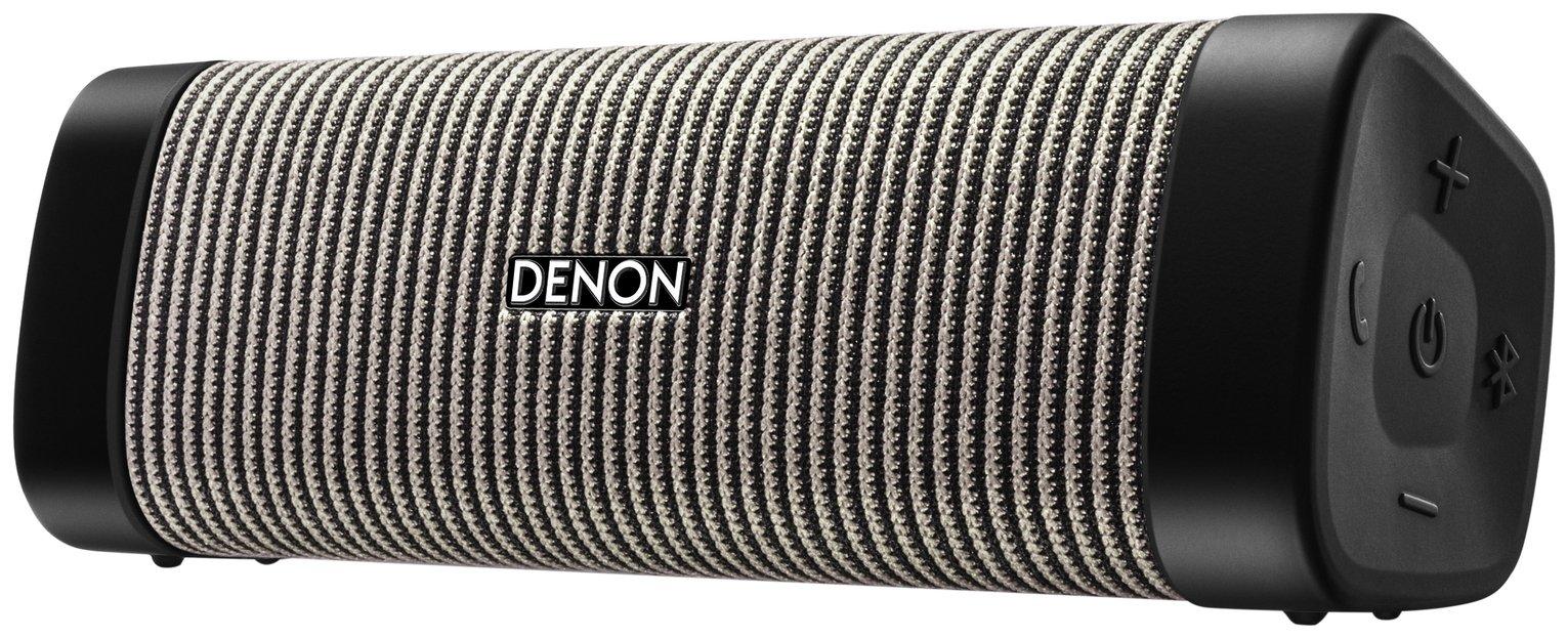 Image of Denon DSB50BT Envaya Pocket Wireless Speaker - Black / Grey