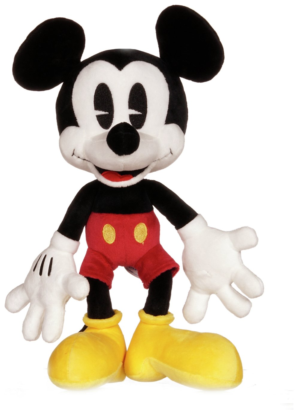 Disney Mickey Mouse 90th Anniversary Soft Toy - 10 Inch