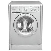 Indesit IWDC 6125 S Washer Dryer - Silver
