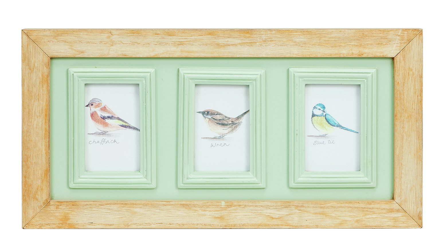 Image of Collection Meadow 3 Aperture Photo Frame