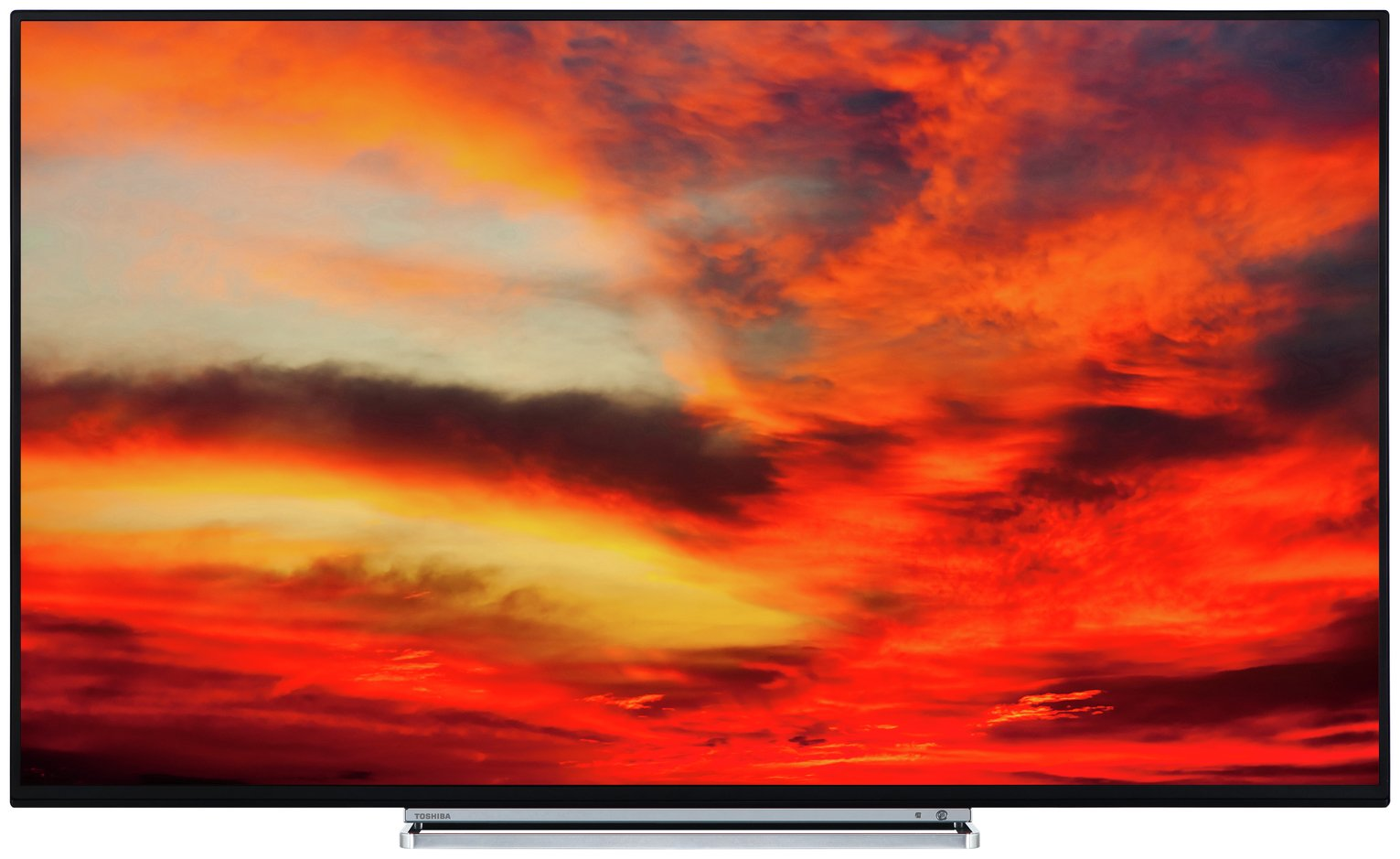 Image of Toshiba 65 Inch 65V6763DB Smart 4K Ultra HD TV with HDR