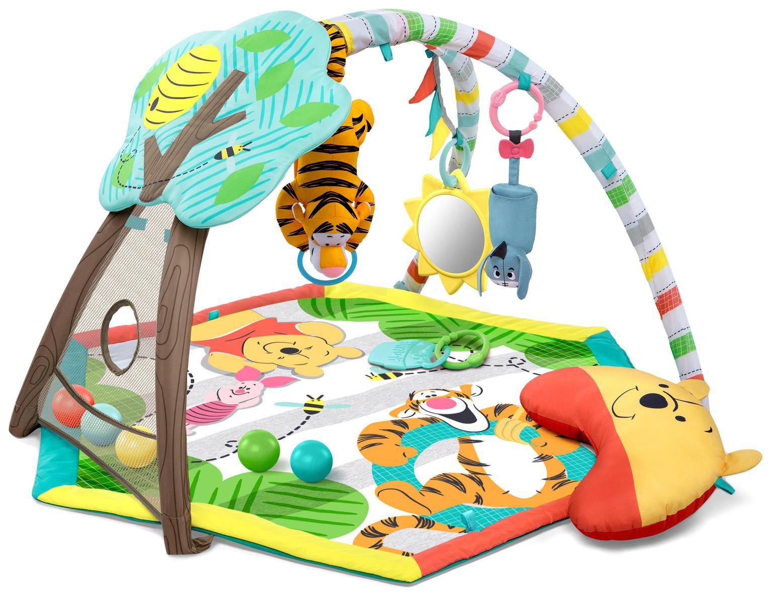Disney Baby Winnie the Pooh Happy Activity Gym