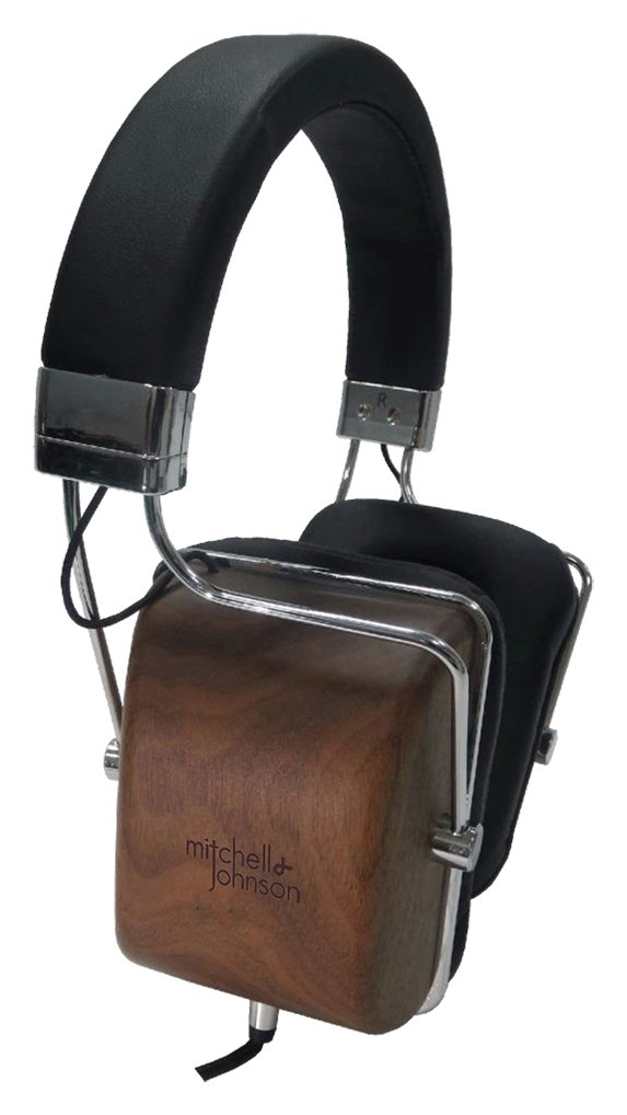 Mitchell and Johnson MJ1 Over-Ear Headphones