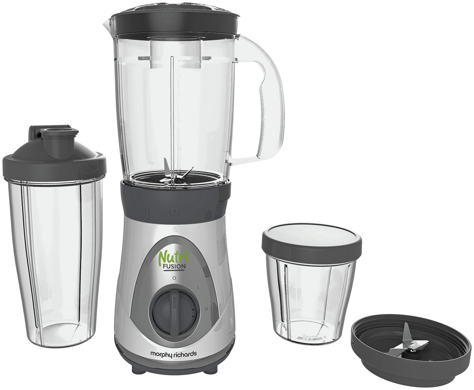 Morphy Richards 403043 Nutrifusion Blender - Silver