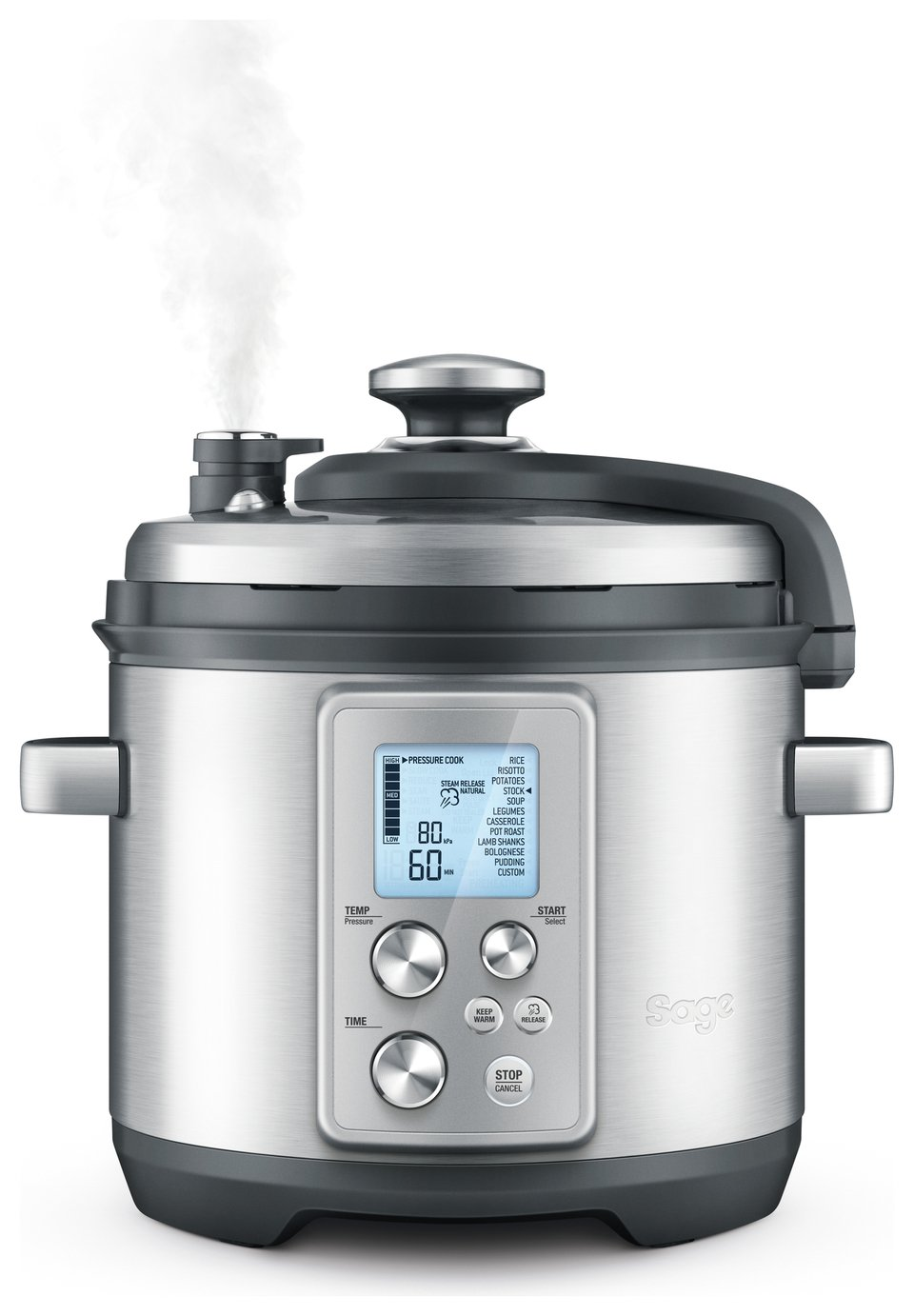 Image of Sage by Heston Blumenthal Fast Slow Pro Pressure/Slow Cooker