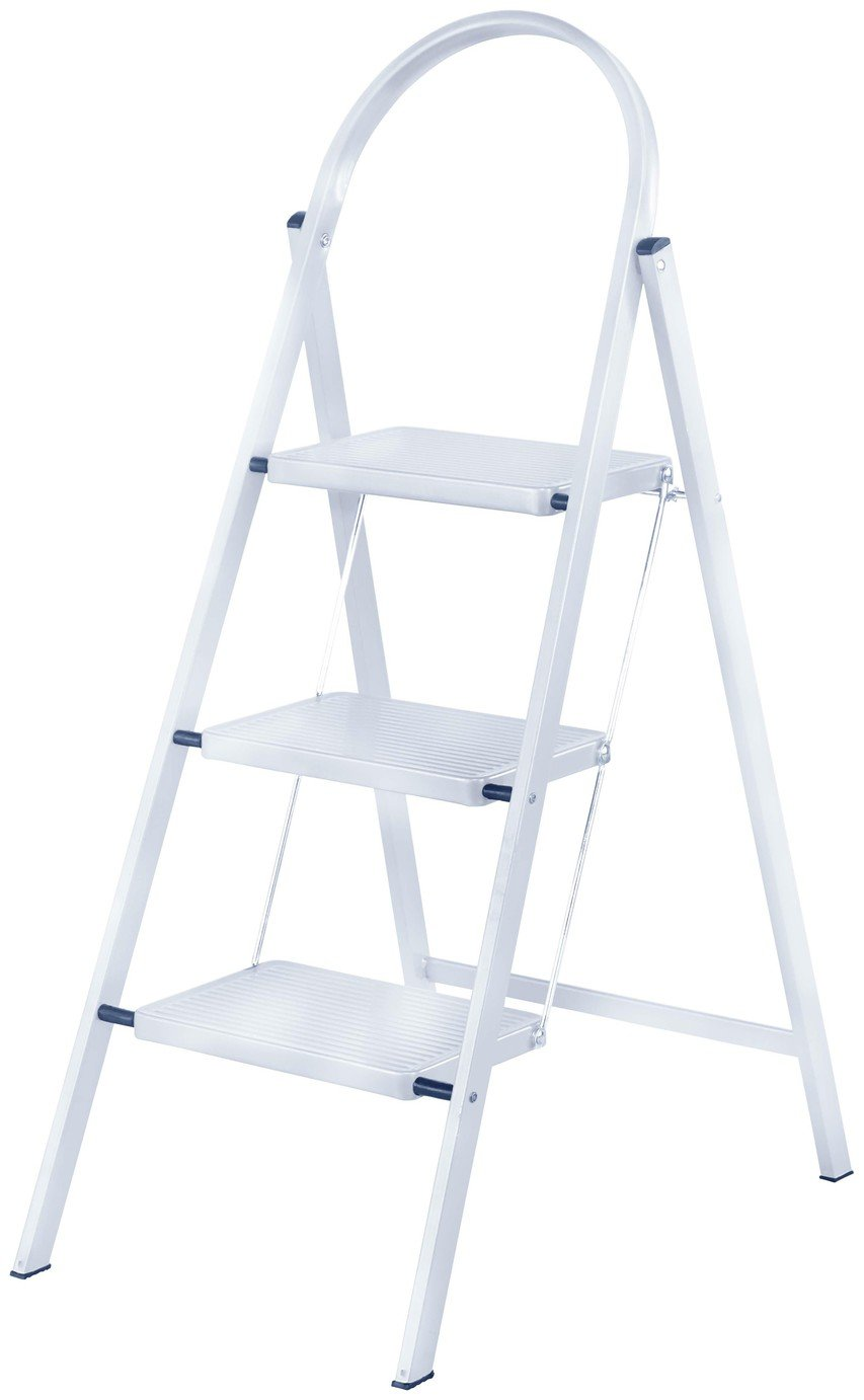 Abru 3 Step Handy Stepstool 2.43m *SWH