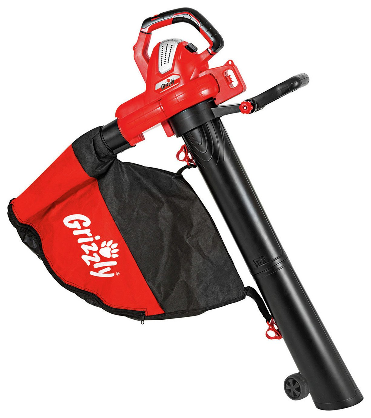 Image of Grizzly Tools Combi Leaf Blower and Vac - 3000W