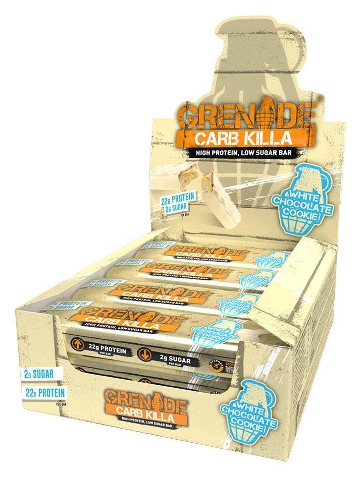Grenade Carb Killa Protein White Chocolate Cookie