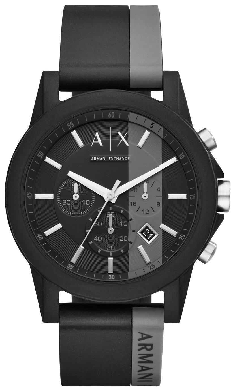 Armani Exchange Men's AX1331 Two Tone Chronograph Watch
