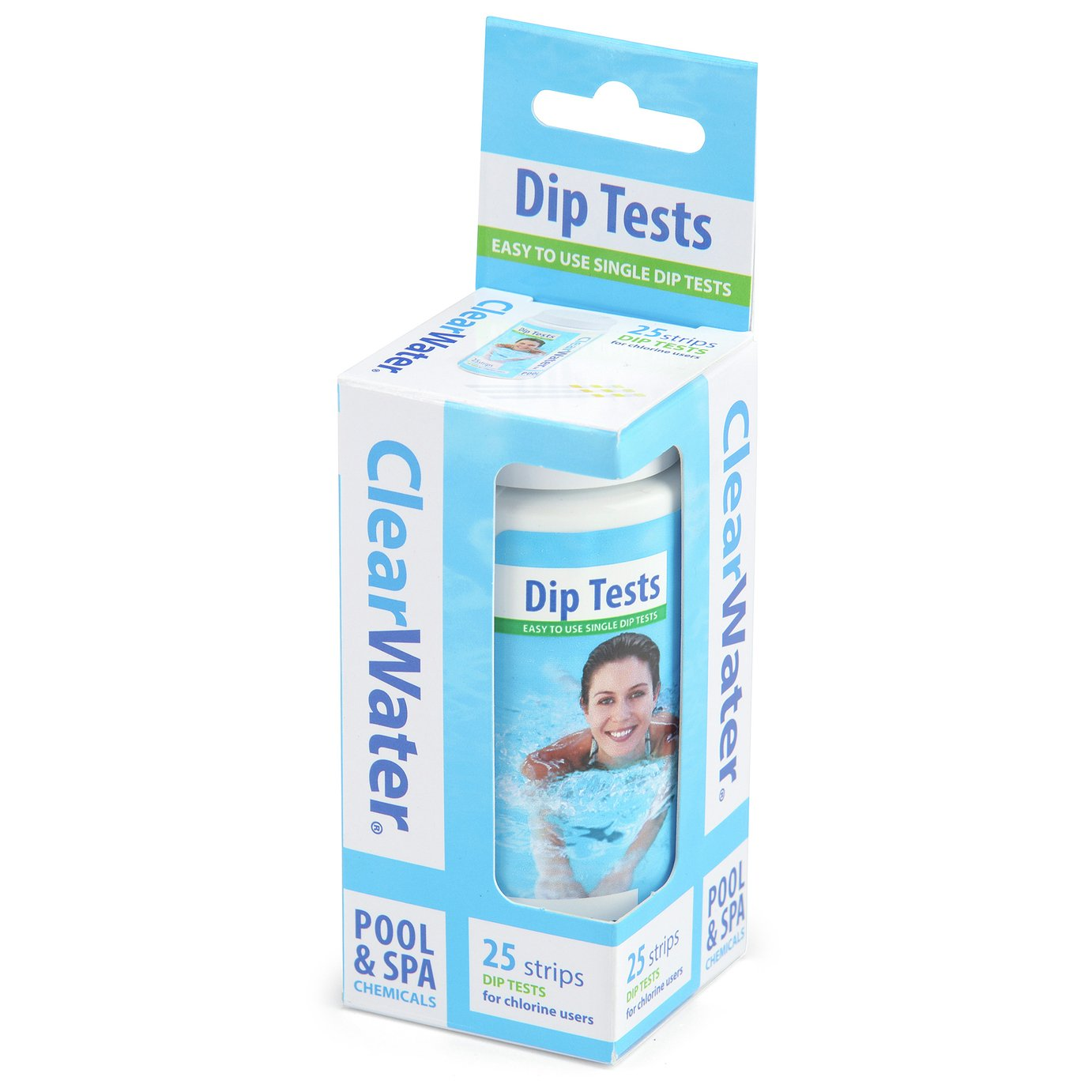 Image of Clearwater PH Test Strips - In Store