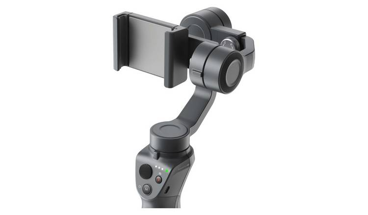 brand new fb48c 9001d Buy DJI Osmo Mobile 2 Handheld Smartphone Gimbal | Tripods, monopods and  cases | Argos