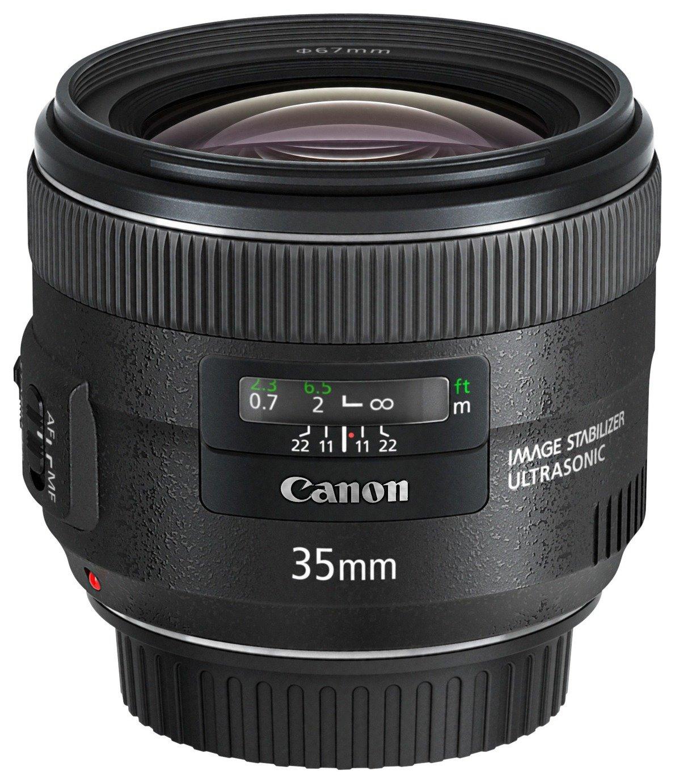 Canon 35mm EF/ EF-s Lens