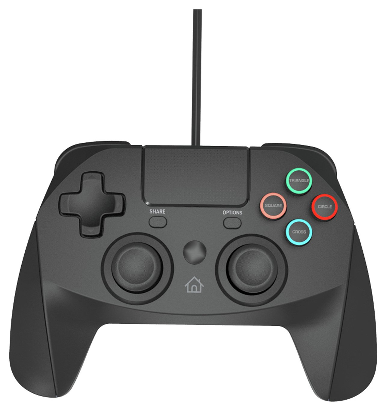 Snakebyte Game:Pad Wired PS4 Controller - Black