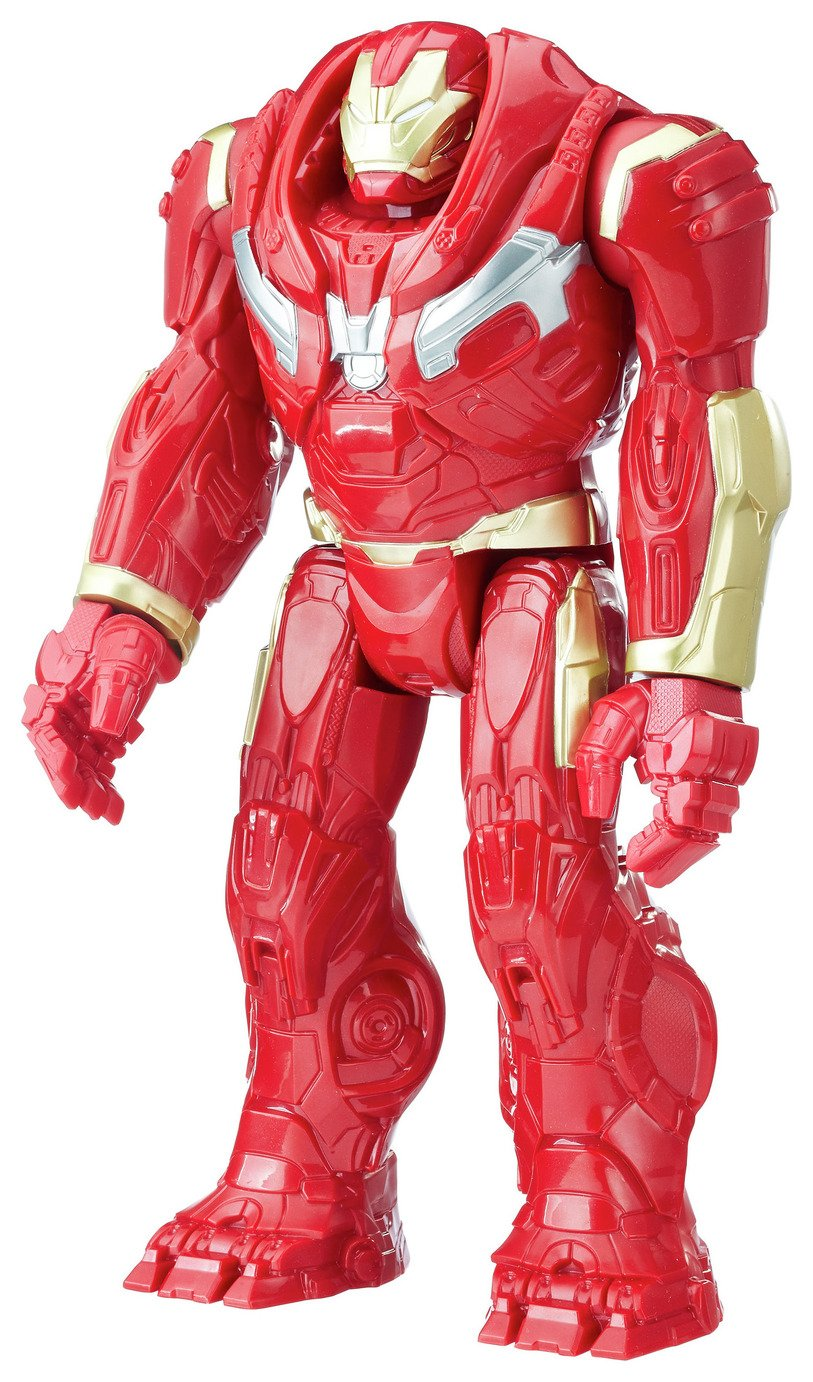 Marvel Infinity War Hulkbuster with Titan Hero Power FX Port