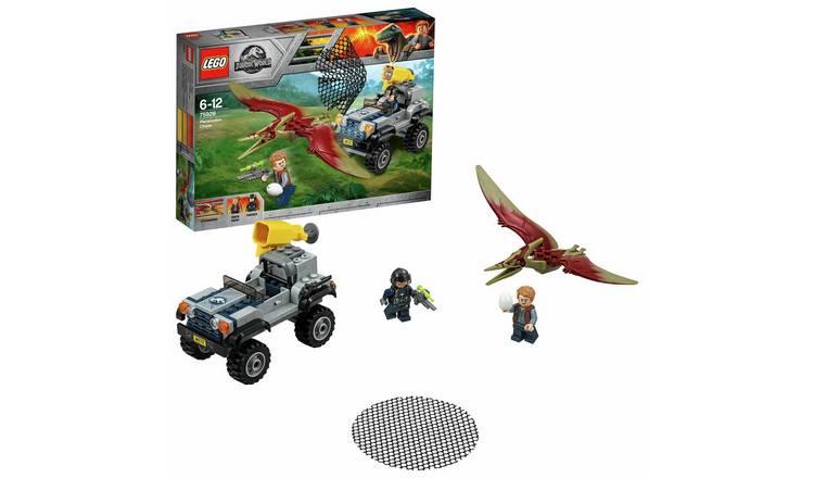 Buy LEGO Jurassic World Pteranodon Chase Dinosaur Toy - 75926 | 2 for 30  pounds on Toys | Argos