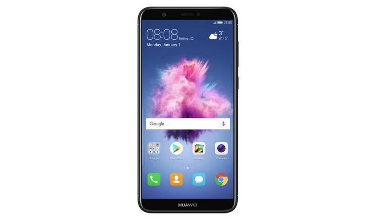 Huawei P Smart 2 Sim Karten.Buy Sim Free Huawei P Smart 32gb Mobile Phone Black Sim Free Phones Argos