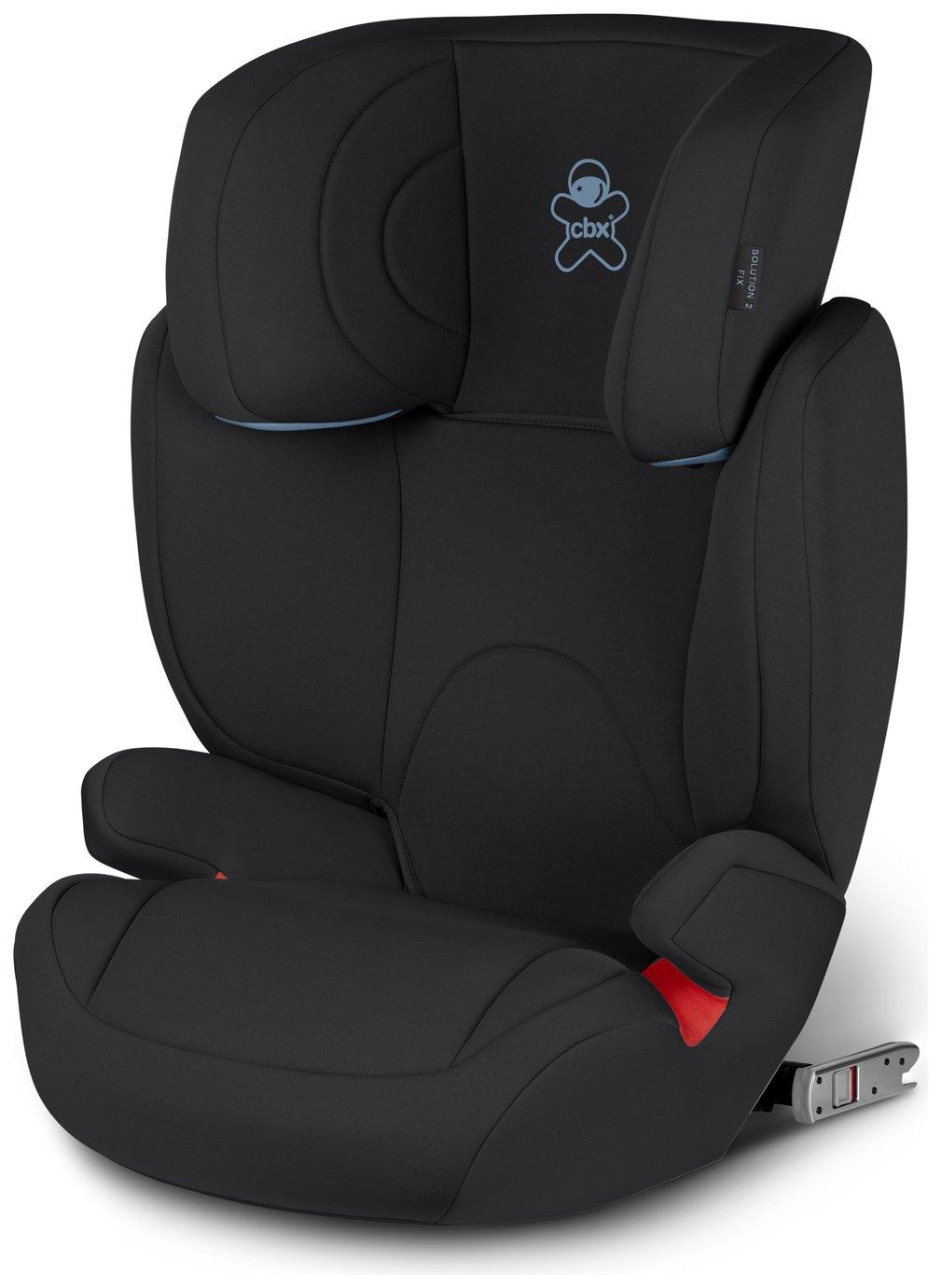 CBX Solution 2 Fix Car Seat