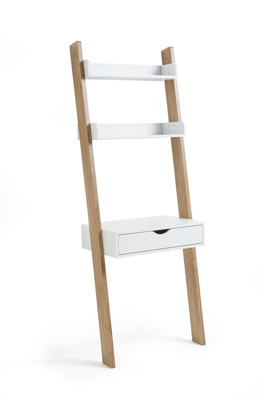 Argos Home Ladder Desk - White