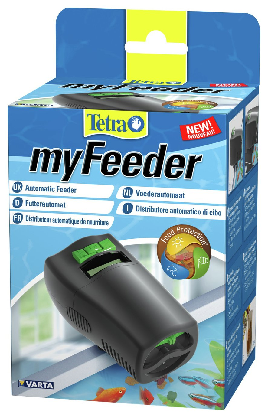 Tetra Automatic Feeder For Customised Fish Feeding review