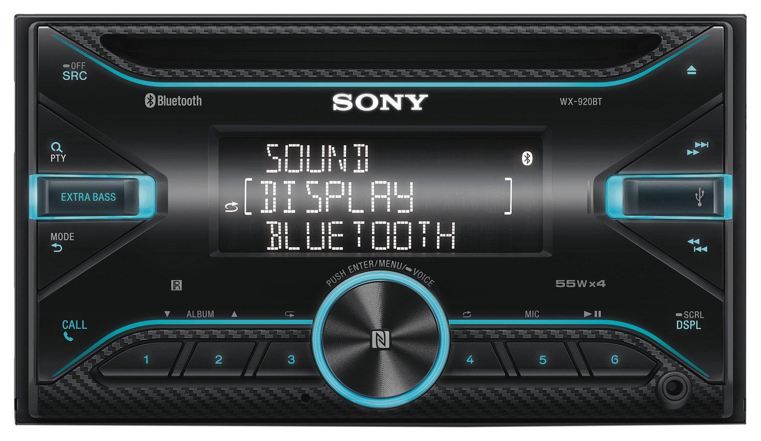 Sony WX920BT Car Stereo